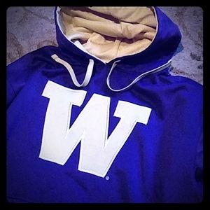 Washington Huskies hoodie Mens